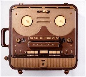 Dirk Blümlein - Records - Cover