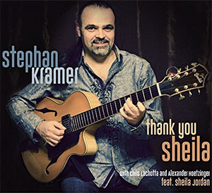 Stephan Kramer - Thank You Sheila - Cover