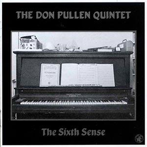 Don Pullen Quintett - The Sixth Sense - Cover