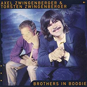Zwingengerger Brothers - Brothers in Boogie - Cover