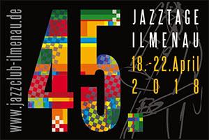 Jazztage Ilmenau Logo