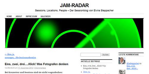 Jam-Radara von Elvira Steppacher