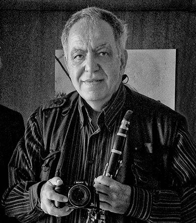 Hans Kumpf - Selbstportrait