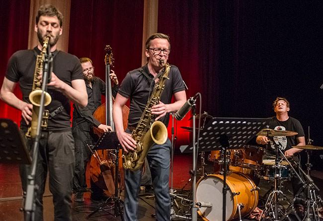 Landfermann Quintett - Foto: Mümpfer