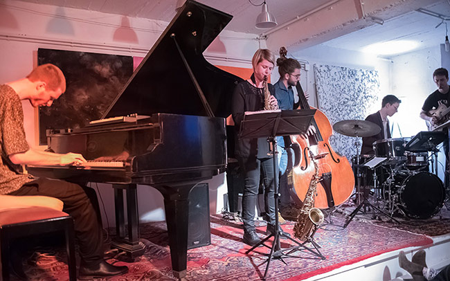 May Quintett - Foto: Mümpfer