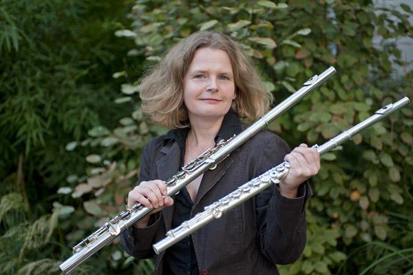 Stephanie Wagner - Flötistin erhält Wormser Jazzpreis 2011