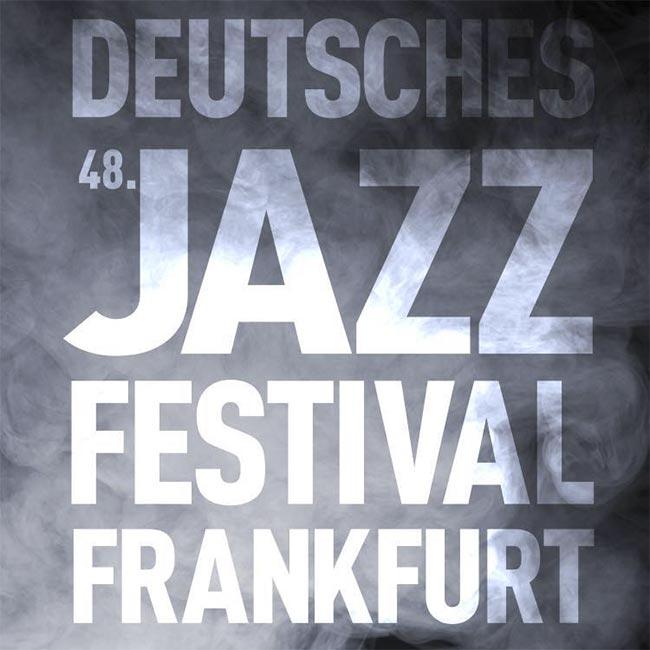 Logo Deutsches Jazzfestival Frankfurt