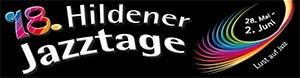 Hildener Jazztage 2014 Logo