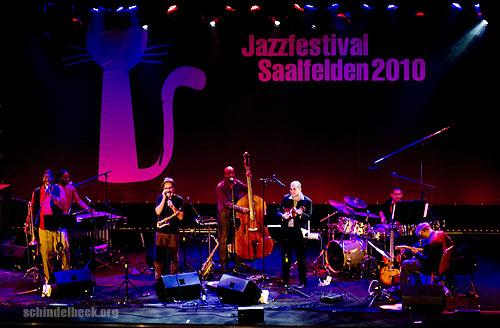 Jazz Passengers Saalfelden 2010