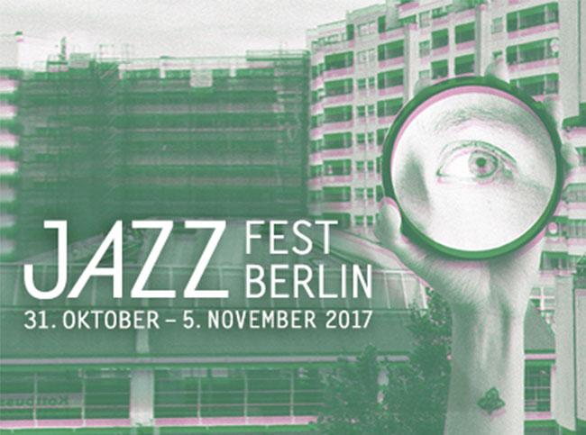 Jazzfest Berlin 2017 Logo