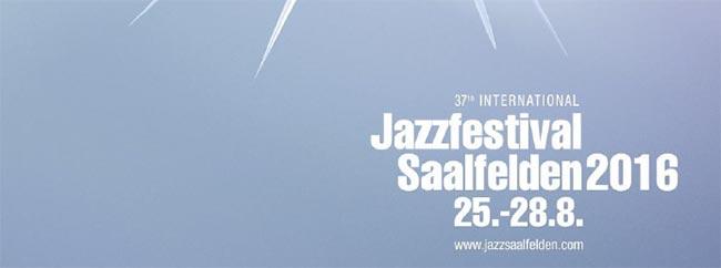 Jazzfestival Saalfelden 2016 Logo