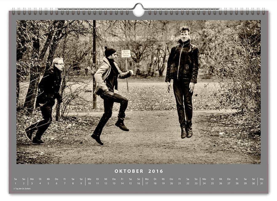 Jazzkalender 2016 - Die Fichten