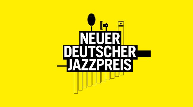 Neuer Deutscher Jazzpreis Logo