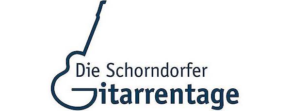 Schorndorfer Gitarrentage Logo
