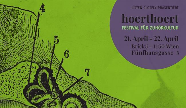 hoerthoert festival 2017 Logo