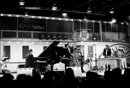 Modern Jazz Quartett in Montreux - Foto: Kumpf