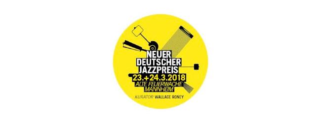 Neuer Deutscher Jazzpreis 2018 - Logo