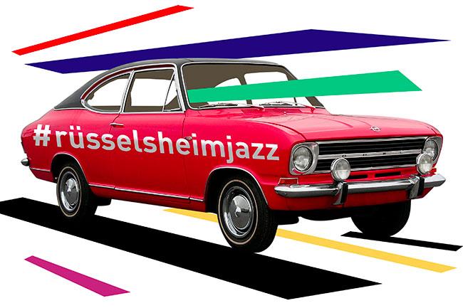 Rüsselsheim Jazz - Logo