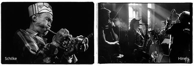 Fotoausstellung Schilke / Hinely Banner