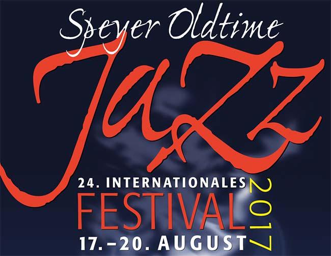 Speyer Oldtime Jazzfestival 2017 Logo