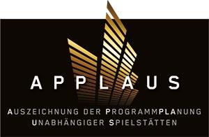 Applaus Logo - Spielstättenpreis