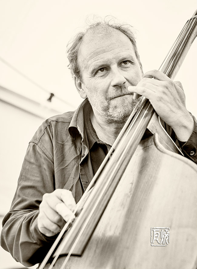 Georg Breinschmid, Bassist - Foto