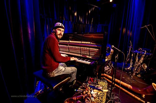 David Helbock - Photo: Schindelbeck