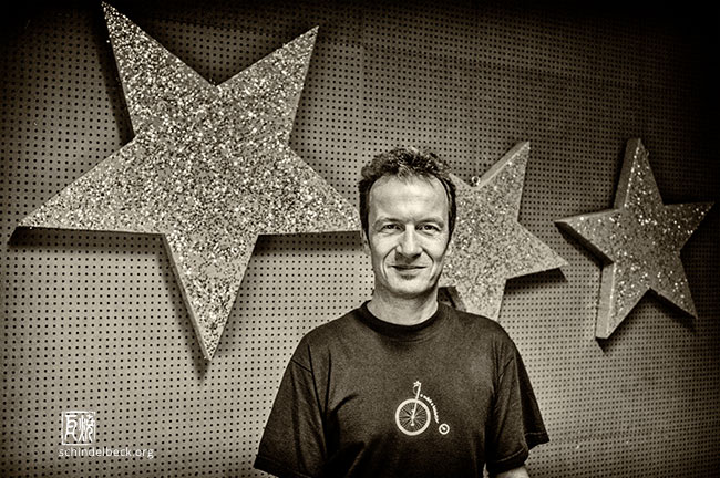 Dirik Schilgen - Live im Bermudafunkstudio - Photo Schindelbeck