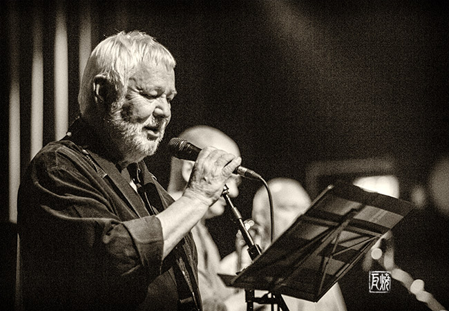 Ekkehard Jost - Foto: Schindelbeck