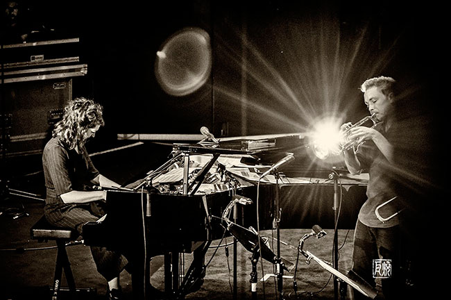 Eve Risser @ Jazzfestival Saalfelden 2017