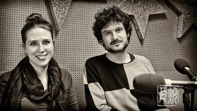 Stjerne Giesel & Lukas Jank - hoto: Schindelbeck