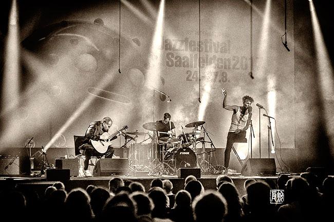 Jazzfestival Saalfelden 2017 - Foto: Frank Schindelbeck