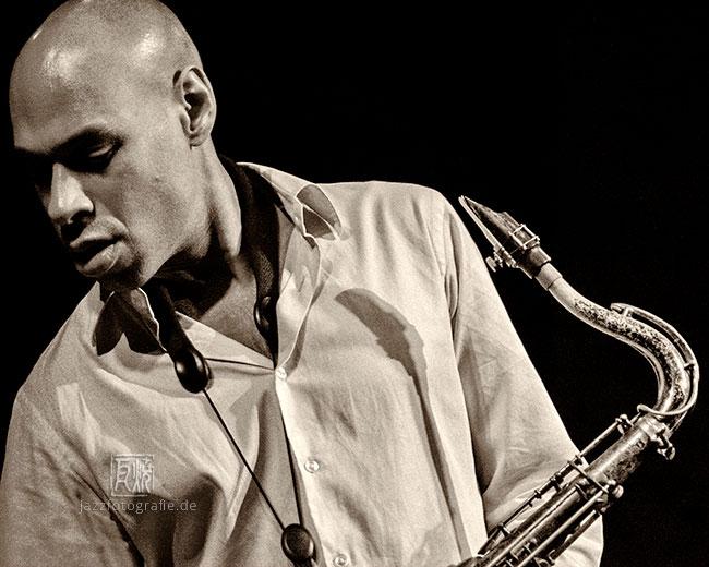 Joshua Redman by Frank Schindelbeck Jazzfotografie