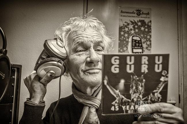 Mani Neumeier - Photo Schindelbeck