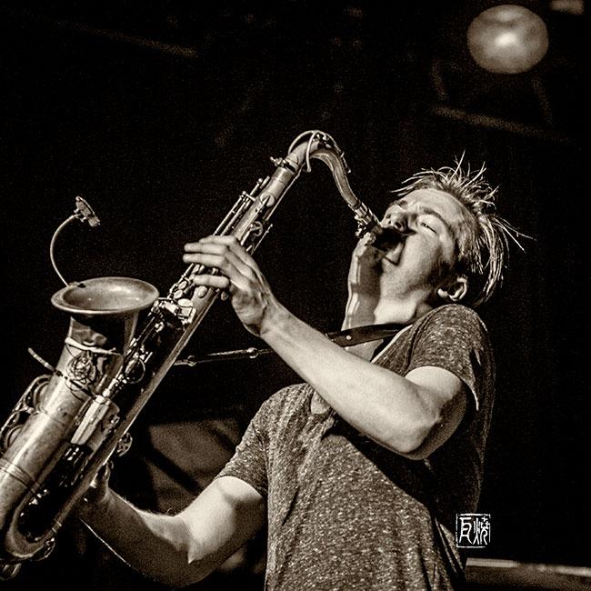Marius Neset by Frank Schindelbeck Jazzfotografie