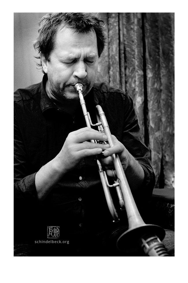 Nils Petter Molvaer by Frank Schindelbeck