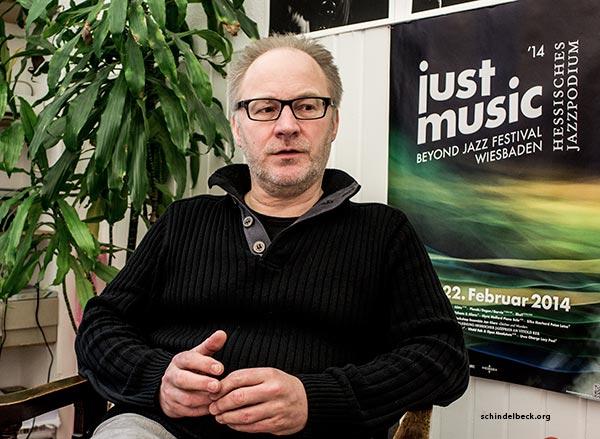 Raimund Knösche - Foto Schindelbeck