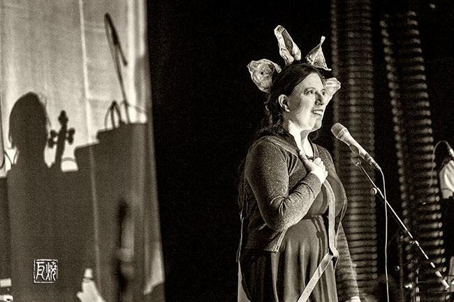 Erika Stucky - Photo: Schindelbeck