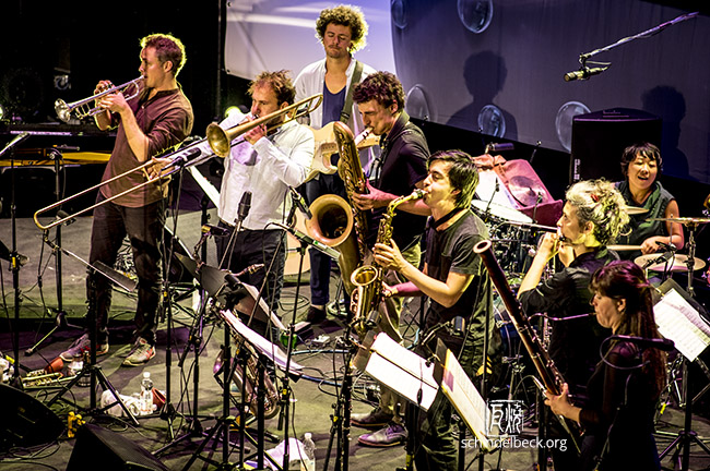 Eve Risser White Desert Orchestra - Foto