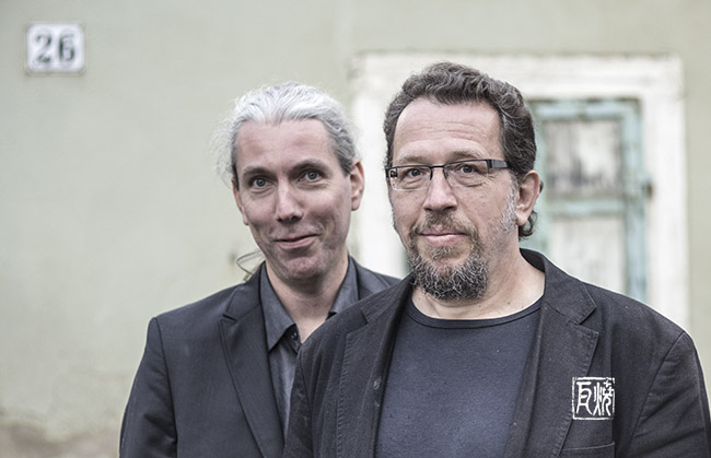 Jens Biel & Johannes Schaedlich by Frank Schindelbeck Fotografie