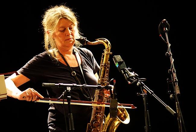 Lotte Anker Photo: Kumpf