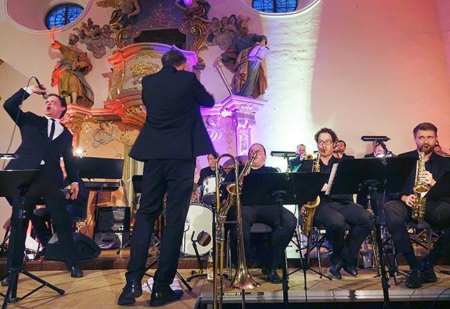 Big Band Schwäbisch Hall - Foto: Kumpf