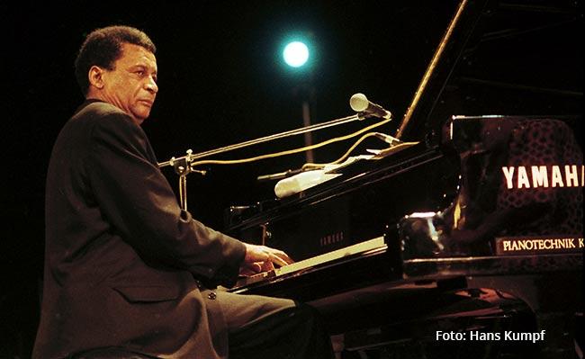 Abdullah Ibrahim - Foto: Kumpf