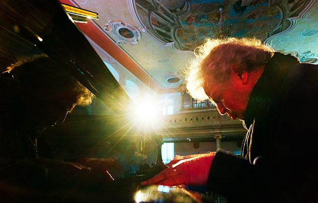 Joachim Kühn - Foto: Hans Kumpf