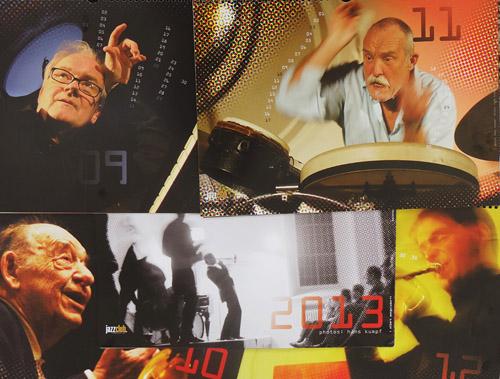Jazzkalender von Hans Kumpf