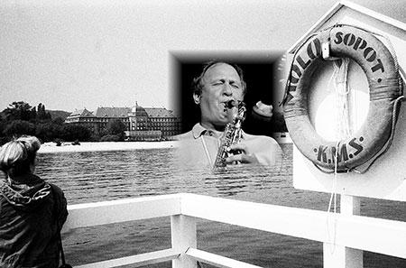 Emil Mangelsdorff - Foto Kumpf