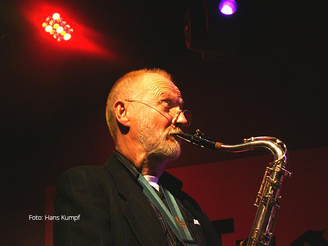 Janusz Muniak - Foto: Hans Kumpf