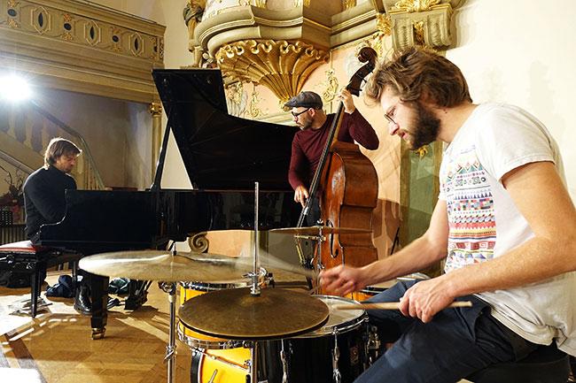 Vallon Trio - Photo: Kumpf