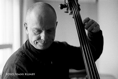 Peter Kowald - Foto: Hans Kumpf