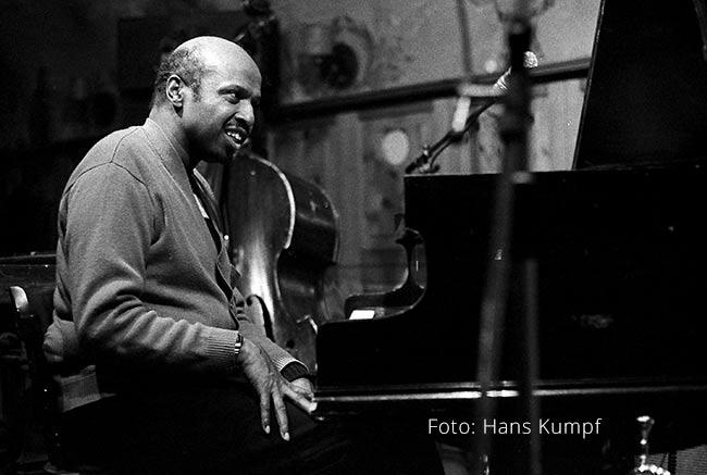 Horace Parlan - Foto: Kumpf